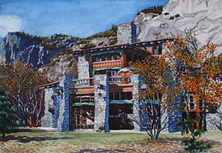 The Ahwahnee Grand Hotel Image