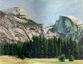 Cook's Meadow Plein Air Image
